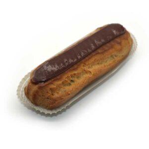 Éclair aux chocolats