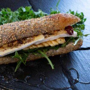 Sandwich pomme brie boulangerie en ligne