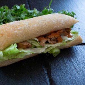 Sandwich poulet tex-mex en ligne