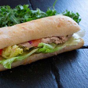 Sandwich bagnat au thon boulangerie en ligne