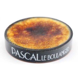 Crème Brulée Pascal le boulanger