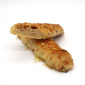 Ficelle Chorizo et emmental