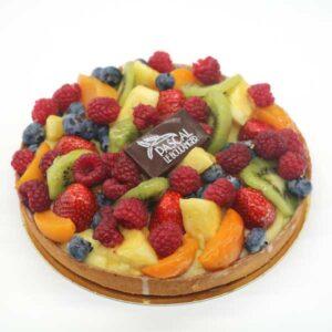 Tutti frutti – tarte aux fruits