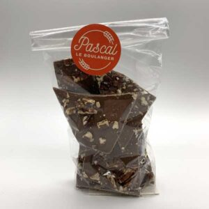 Chocolat aux pacanes