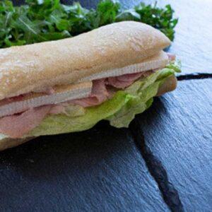 Sandwich Jambon Brie